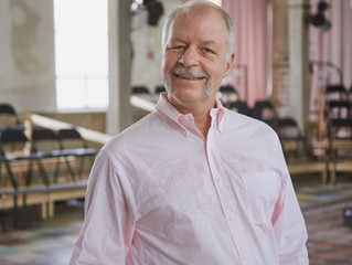 Beyond Tutus and Toe Shoes: Executive Director Dave Hurlbert talks about Marigny Opera Balle