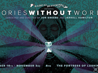 Stories Without Words presented by Radical Buffoons