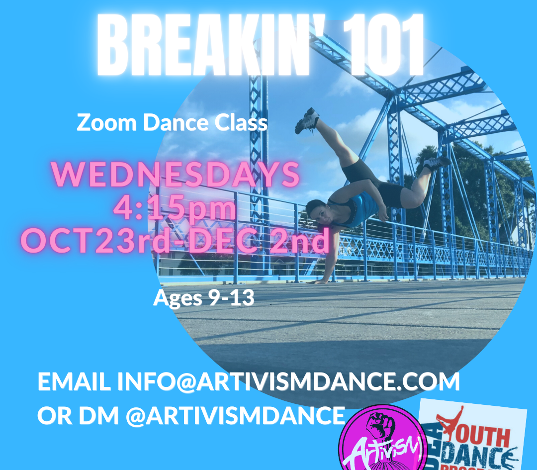 Breakin' 101 with Artivism