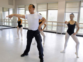 Dance program invites participation, encourages excellence