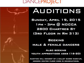 KM Project: Seeking Dancers