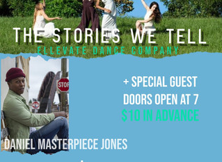ELLEvate Dance Company presents: The Stories We Tell