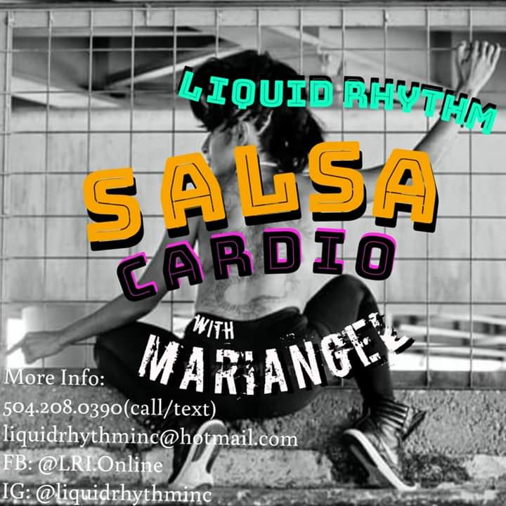 Salsa Cardio with Liquid Rhythm