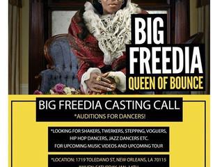 Big Freedia Casting Call