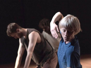 Be/With: Eight improvisations in dance and music
