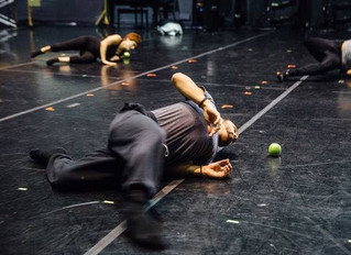 Contemporary Workshops (Int/Adv) with Alan Perez