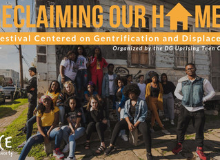 Dance For Social Change 2019: Reclaiming Our Home
