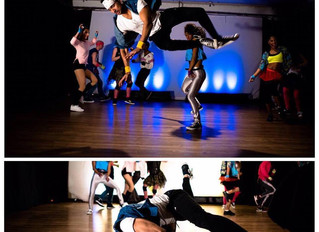 Hip Hop Workshop (All Levels) with Pavan Thimmaiah (NYC)