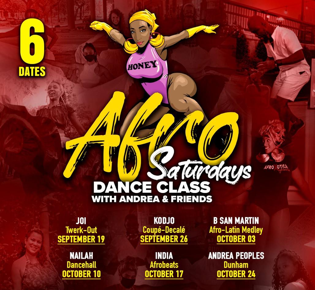 Afro Saturdays
