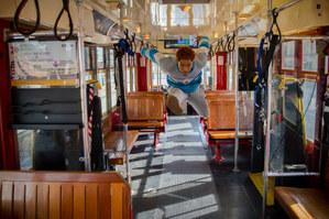 Derwin l S. Rampart Streetcar