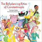The Bellydancing Kitties of Constantinople, Book Release/ Muid Eastern Music and Dance concert