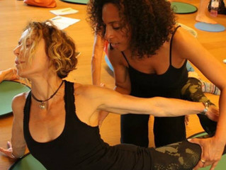 Gyrokinesis® Workshop with Master Trainer Trina Bordere