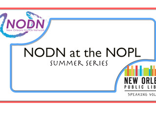 NODN at the NOPL Summer Series