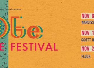 eDGe Dance Festival - Contemporary Workshops