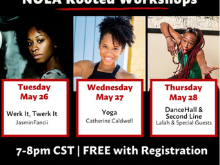 NOLA ROOTED WORKSHOP