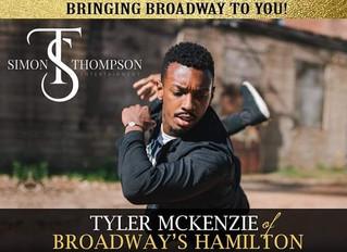 Master Class with TYLER Mckenzie of Broadway's Hamilton