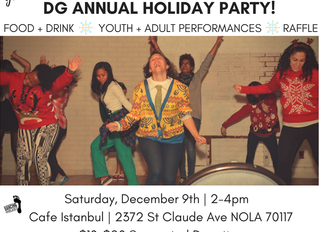 DG Annual Holiday Celebration