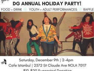 DG Annual Holiday Celebration