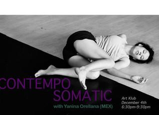 Workshop: Contempo Somatic