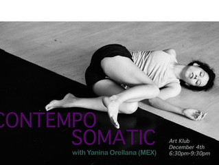 Workshop: Contempo Somatic