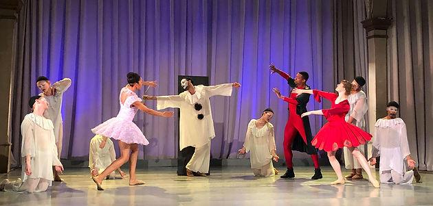 Marigny Opera Ballet- Company Auditions