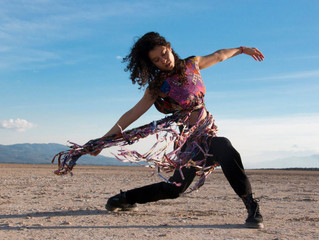 WORKSHOP: Contempo-Somatic Dance with Yanina Orellana