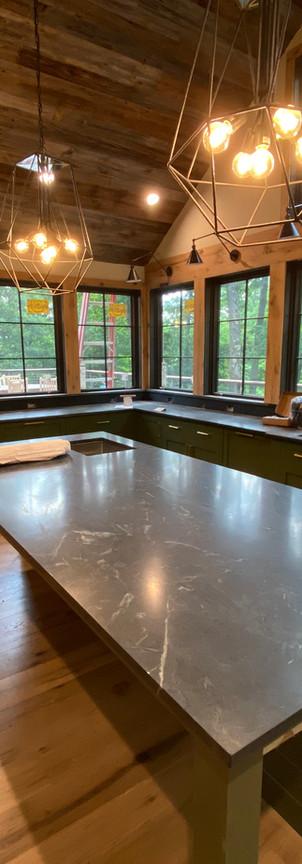 Soapstone Kitchen