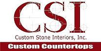 Custom Stone Interiors Logo