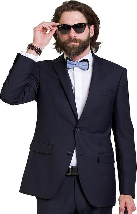 D6 Cobalt Travel Suit jacket