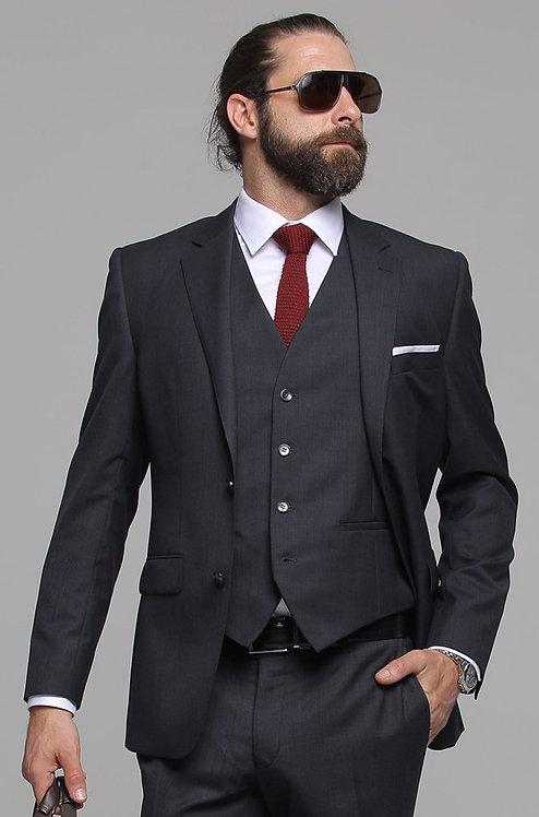 Jacket Charcoal SSA3 Savile Row
