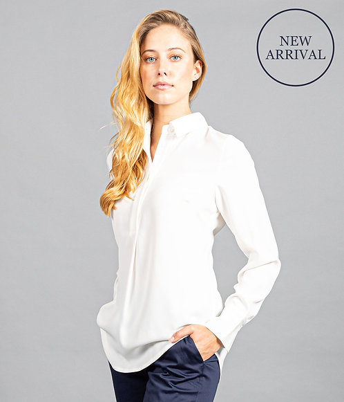 Quinn Long Sleeve Luxe Soft Top
