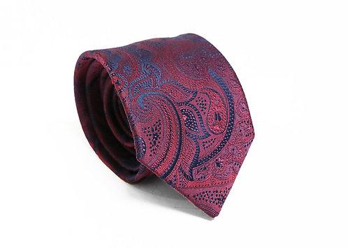Fellini Luxe Paisley Tie