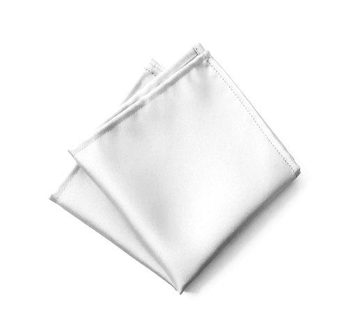 Italian Light Satin Pocket square