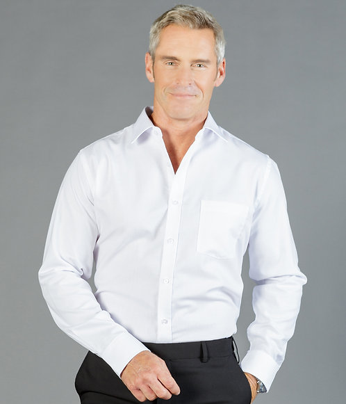Ultimate White Business Shirt Mens