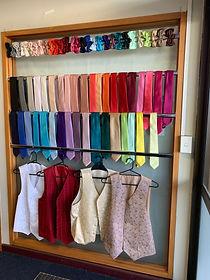 HVM extensive tie range