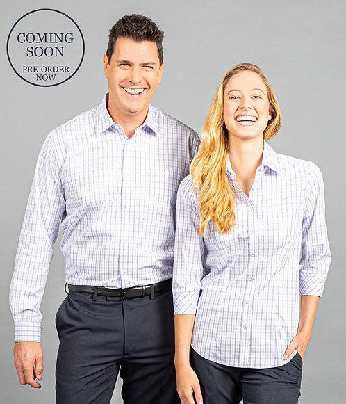 Kensington Tonal Check Shirts