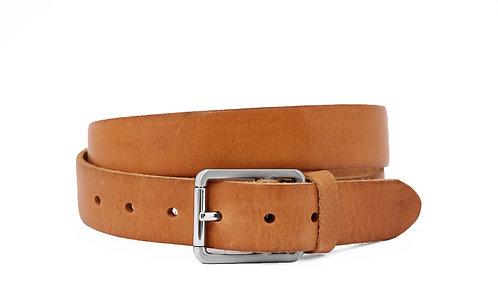 Parisian Pelham Tuscan Leather Belt