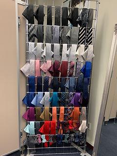 HVM snapshot of tie range