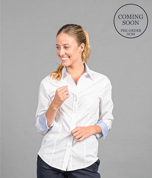Bradford Oxford Fine Long Sleeve Shirt Womens