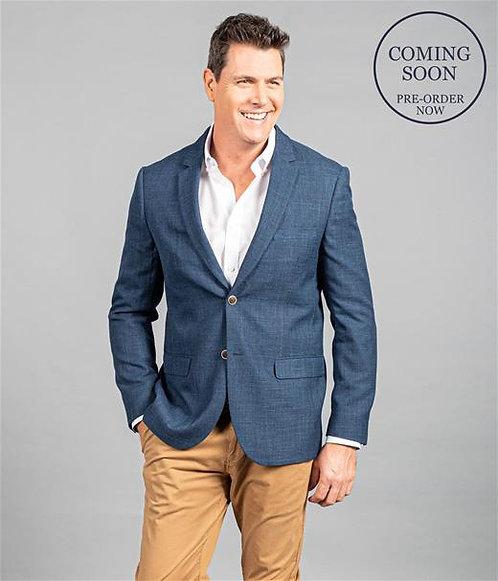 Claremont Mens Textured Jacket
