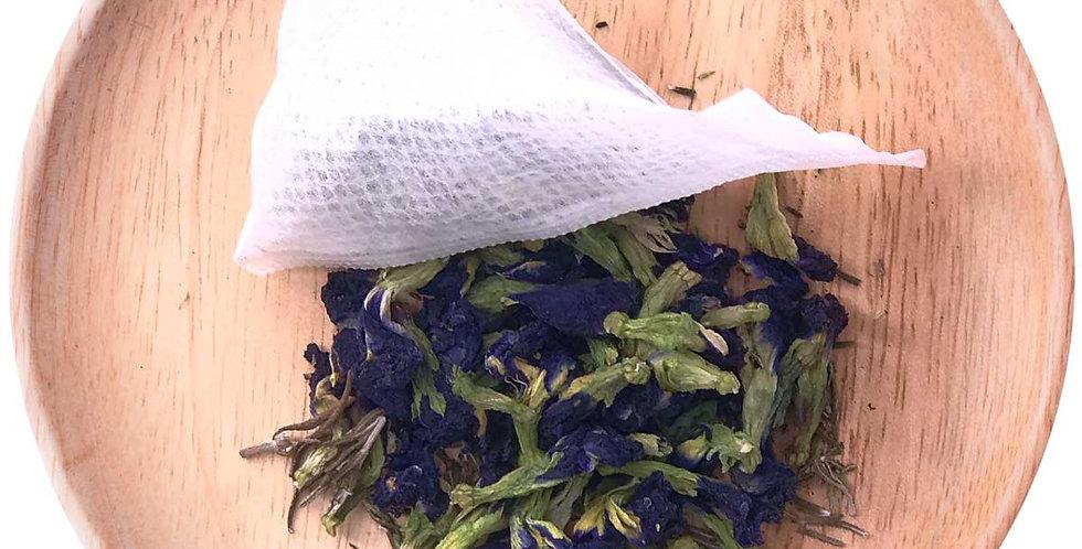 蝶豆花迷迭香飲 (10 茶包)