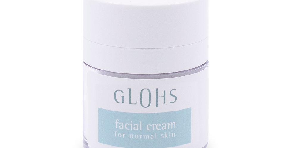 GLOHS Facial cream for normal skin