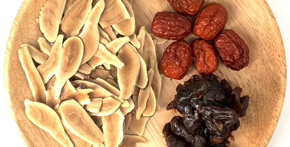鹿角靈芝茸紅棗圓肉飲 (8包裝)