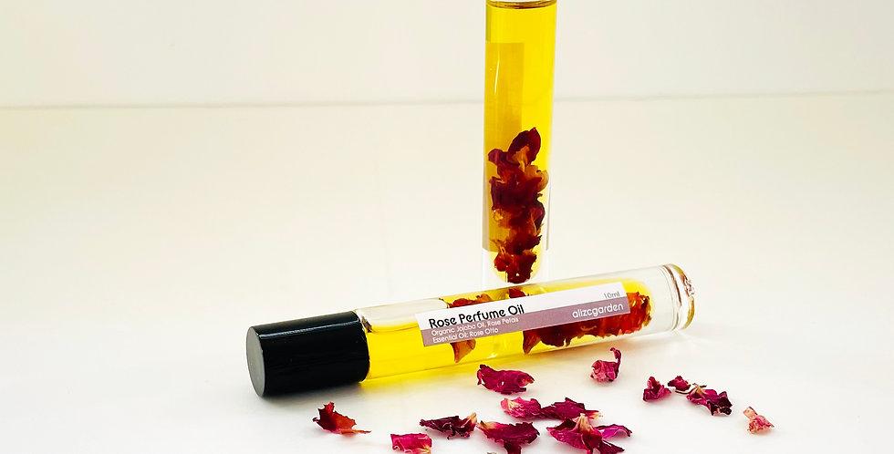 玫瑰香油 Rose Perfume Oil