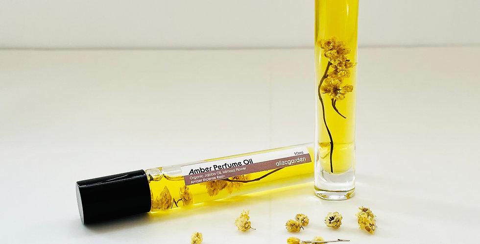 琥珀香油 Amber Perfume Oil