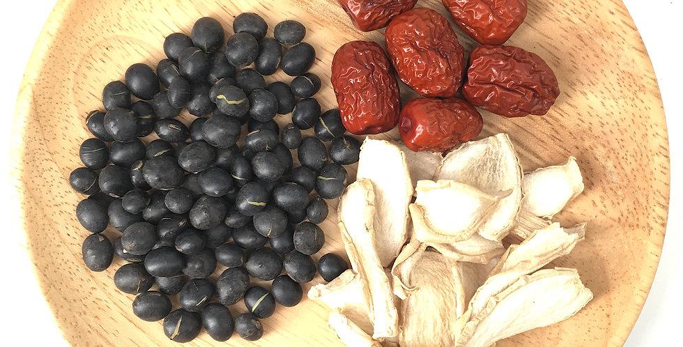 黑豆紅棗老薑飲 (8包裝)
