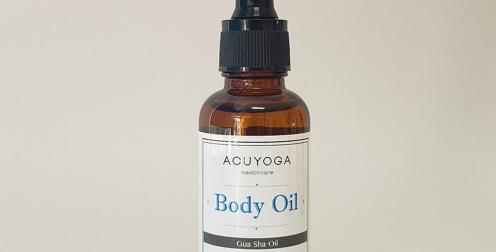 Acuyoga 陳皮薰衣草身體按摩油Body Massage Oil(30ml)