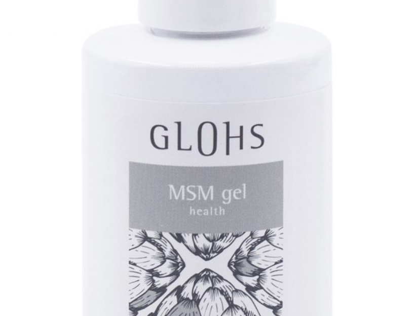 GLOHS MSM gel (120ml)