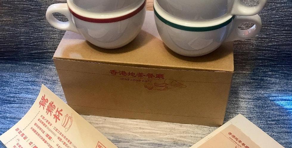 孖裝「鴛鴦杯」- 陶藝家李慧嫻設計