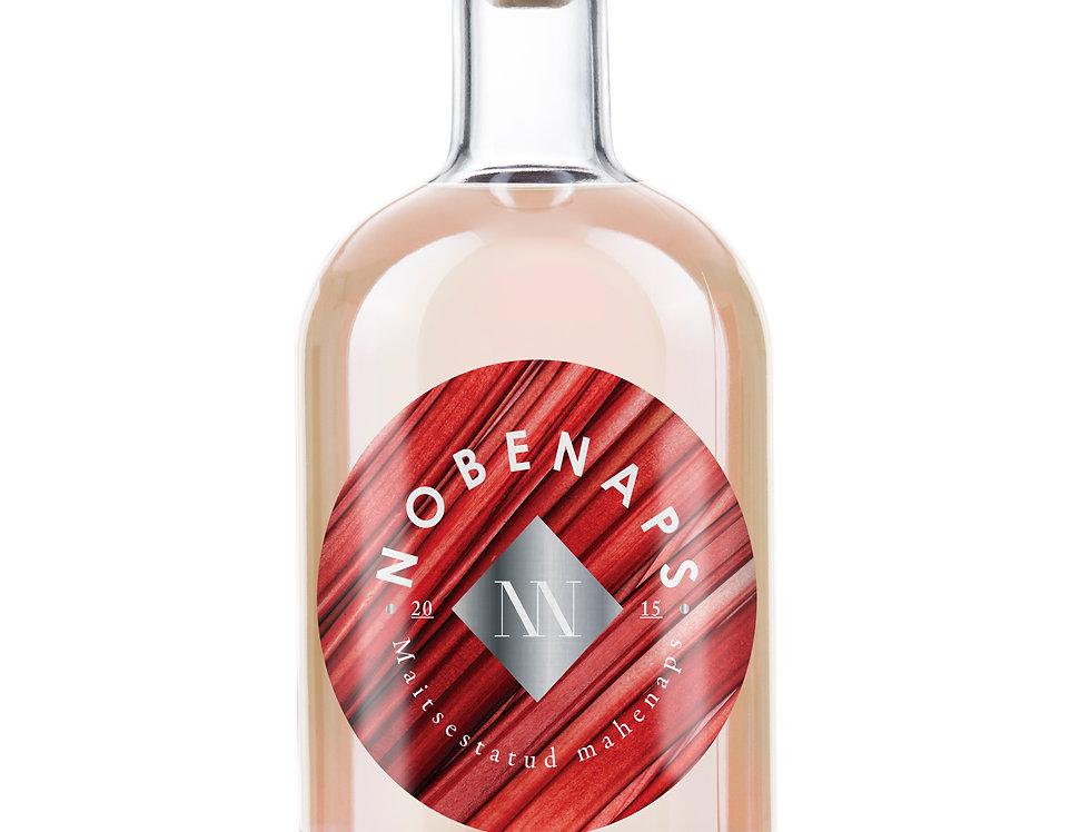 有機大黃蒸餾烈酒 Nobenaps Organic Rhubarb Spirit